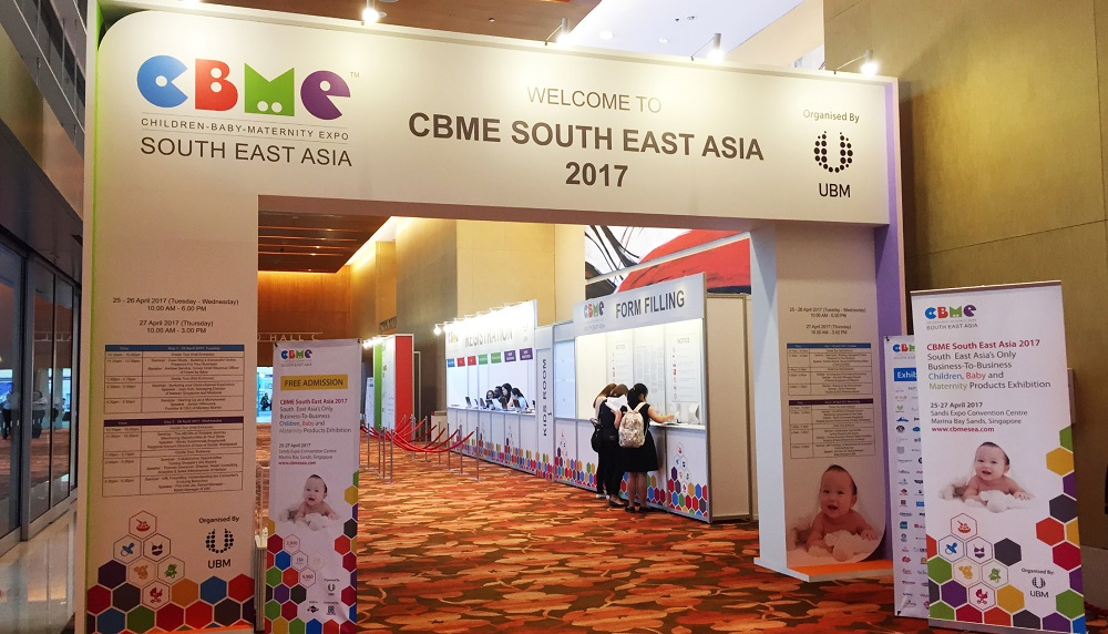 Child Baby & Maternity Expo 2017