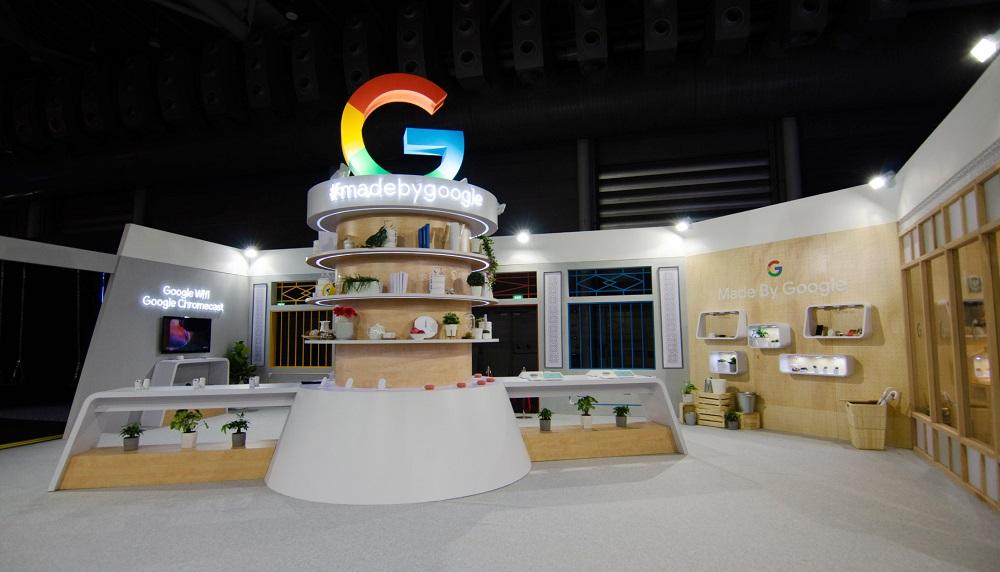 Google @ SITEX 2018
