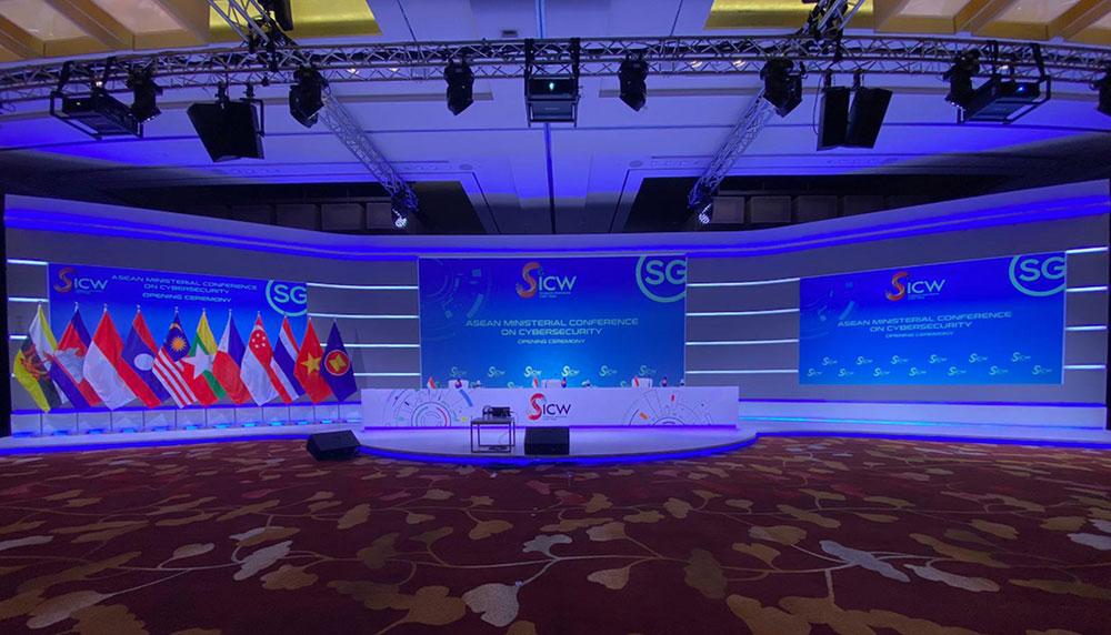 Singapore International Cyber Week 2020